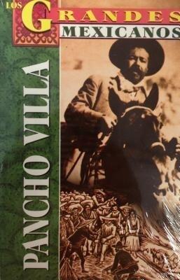 Los Grandes, Pancho Villa als Taschenbuch