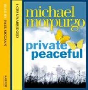Private Peaceful als Hörbuch