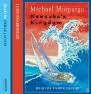 Kensuke's Kingdom als Hörbuch CD