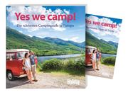 HOLIDAY Reisebuch: Yes we camp!