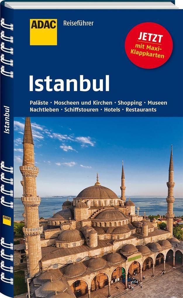 ADAC Reiseführer Istanbul als Buch von Elisabet...