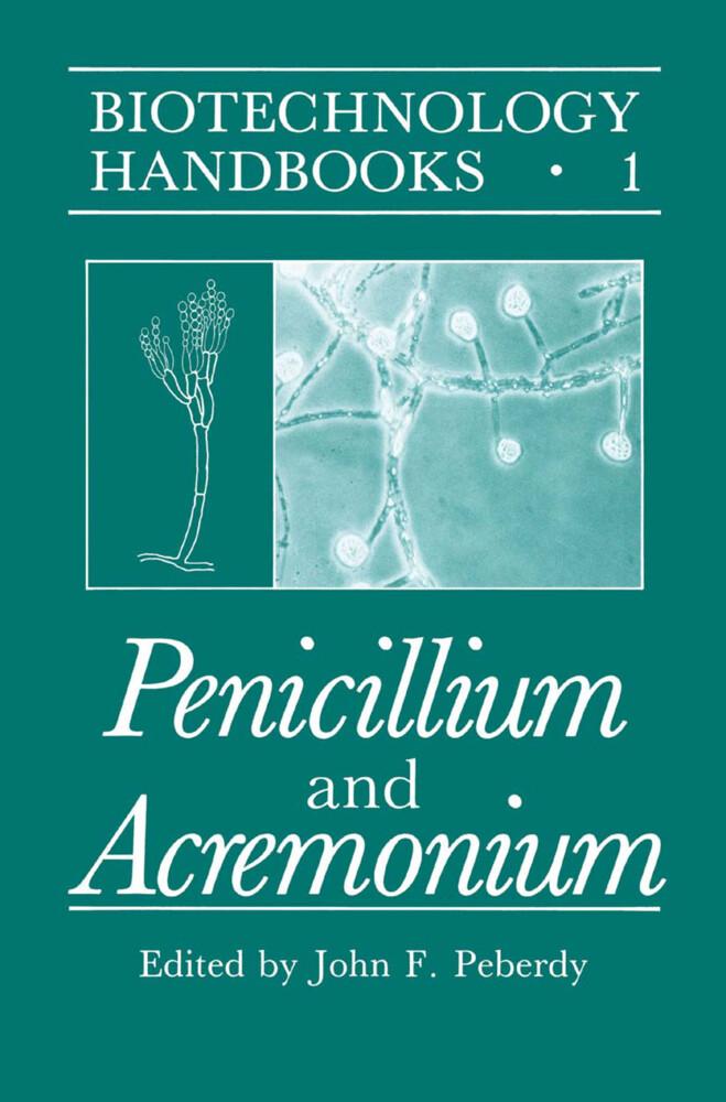 Penicillium and Acremonium als Buch
