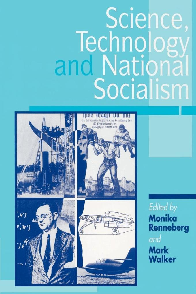 Science, Technology, and National Socialism als Buch