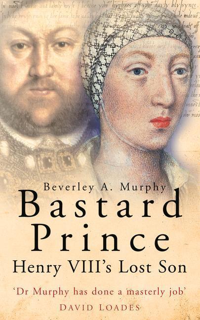 Bastard Prince als Buch