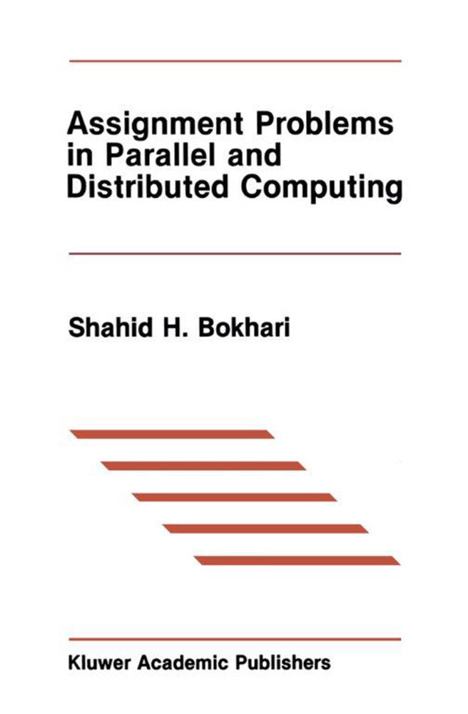 Assignment Problems in Parallel and Distributed Computing als Buch