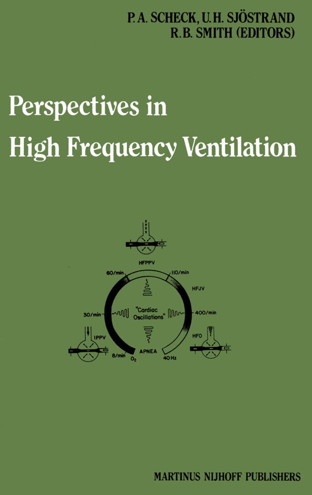 Perspectives in High Frequency Ventilation als Buch