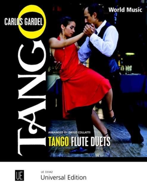 Tango Flute Duets als Buch von Carlos Gardel