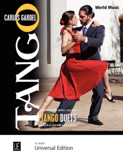 Tango Duets als Buch von Carlos Gardel