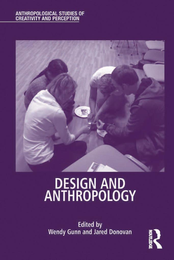Design and Anthropology als eBook Download von