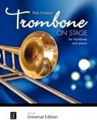 Trombone on Stage