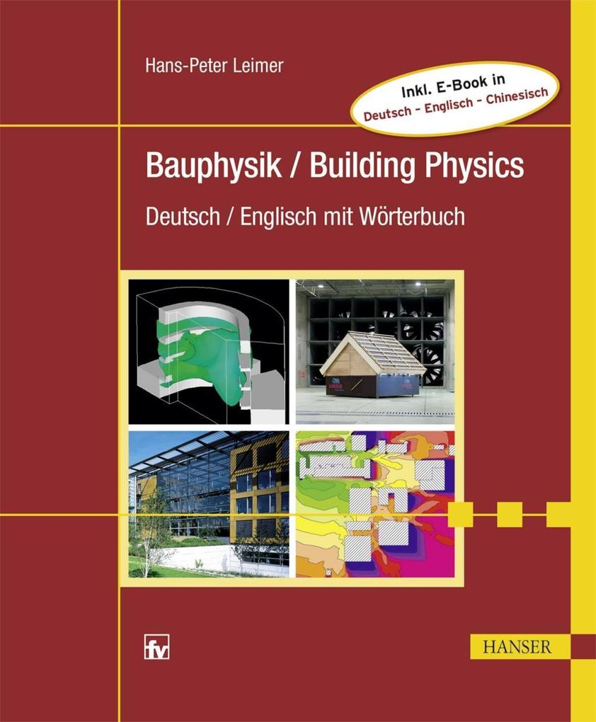 Bauphysik / Building Physics als eBook Download...