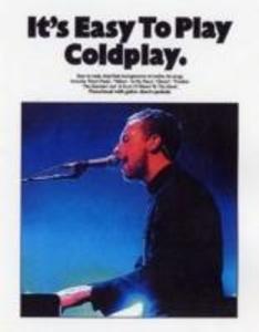 Coldplay als Taschenbuch