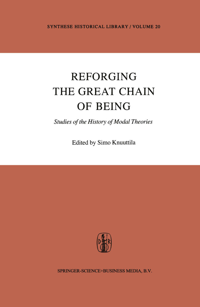 Reforging the Great Chain of Being als Buch