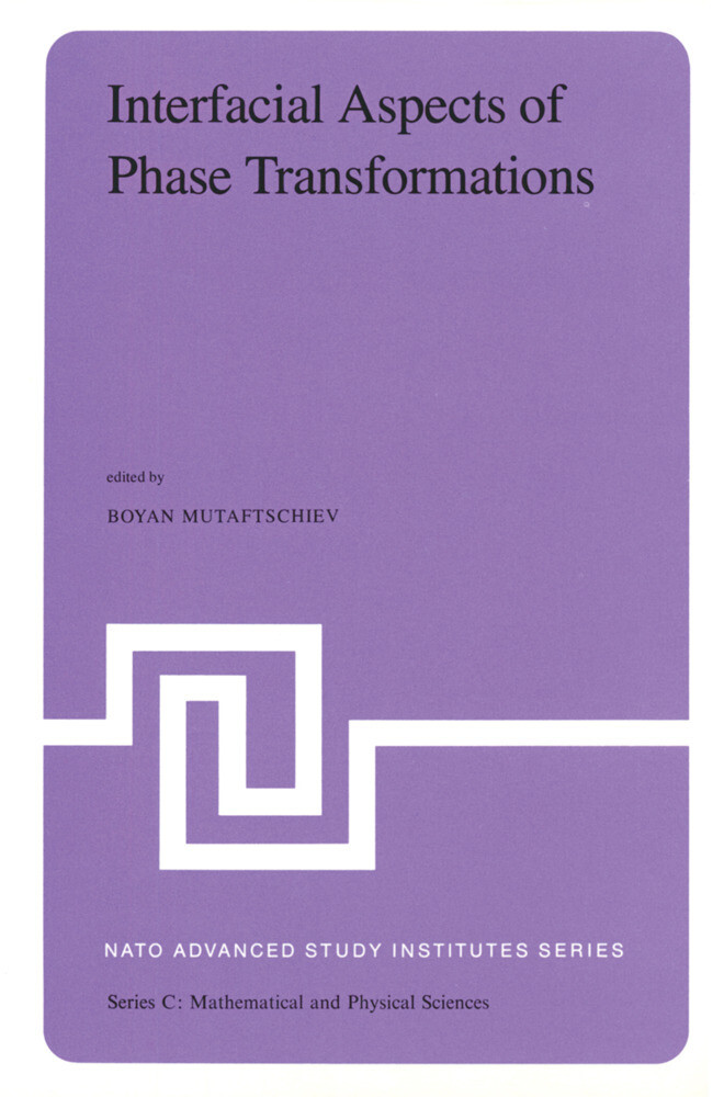 Interfacial Aspects of Phase Transformations als Buch