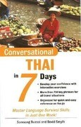 Conversational Thai in 7 Days Package (Book + 2 CDs)