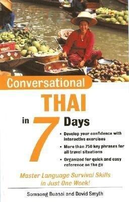 Conversational Thai in 7 Days Package (Book + 2 Cds) als Taschenbuch