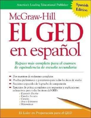 McGraw-Hill El GED En Espanol als Taschenbuch