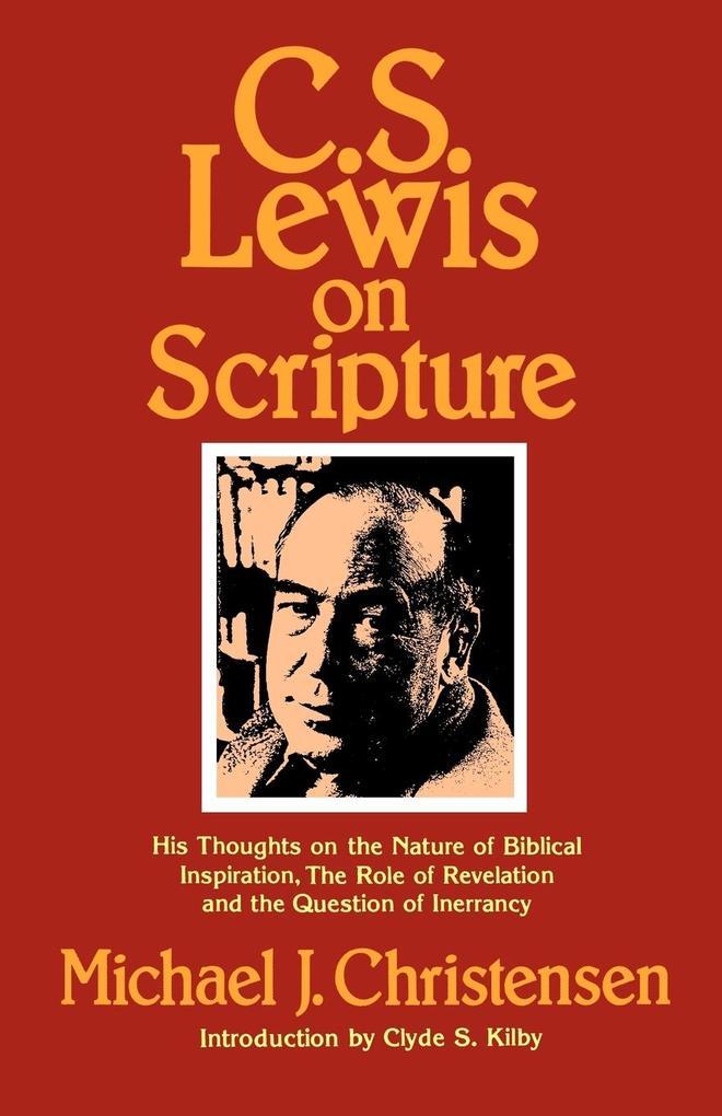 C.S. Lewis on Scripture als Taschenbuch