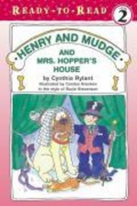 Henry and Mudge and Mrs. Hopper's House als Taschenbuch