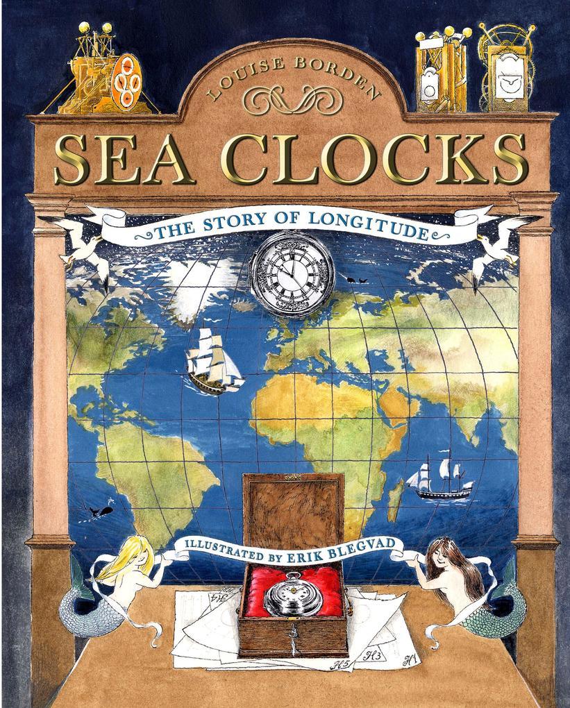 Sea Clocks: The Story of Longitude als Buch