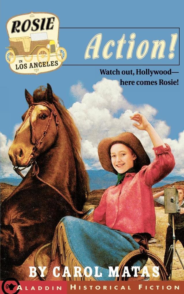 Rosie in Los Angeles als Taschenbuch