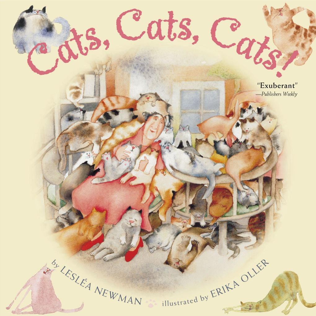 Cats, Cats, Cats! als Taschenbuch