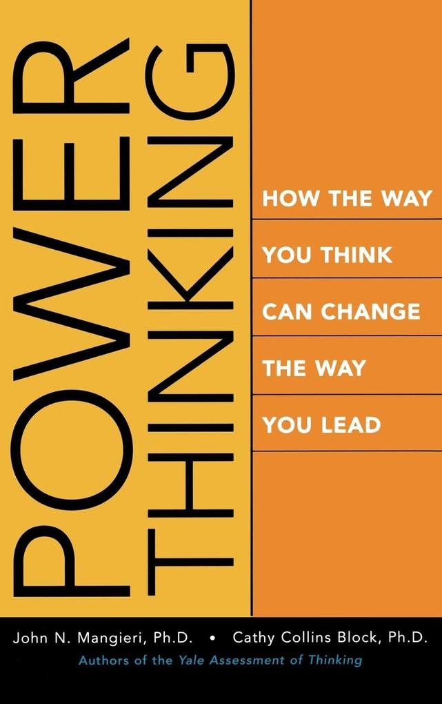 Power Thinking als Buch