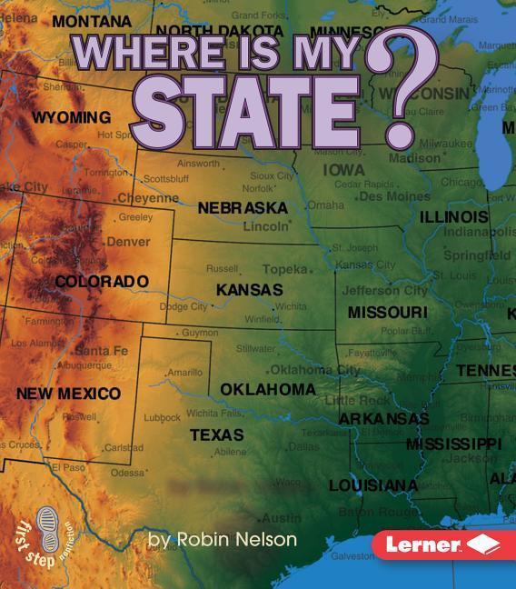 Where Is My State? als Taschenbuch