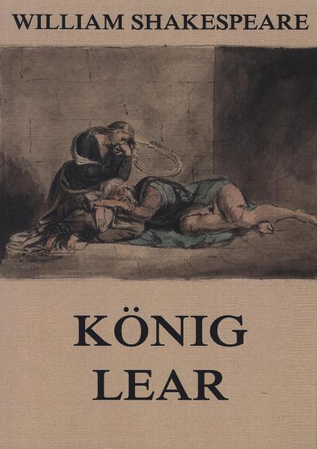 König Lear als Buch