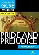 Pride and Prejudice: York Notes for GCSE (9-1) Workbook
