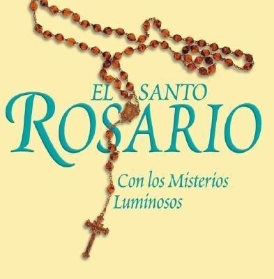 El Santo Rosario CD: Con Los Misterios Luminosos als Hörbuch
