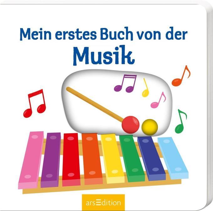 Mein erstes Buch von der Musik als Buch von Nat...