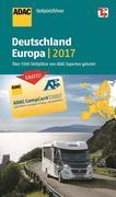 ADAC Stellplatzführer Deutschland/Europa 2017