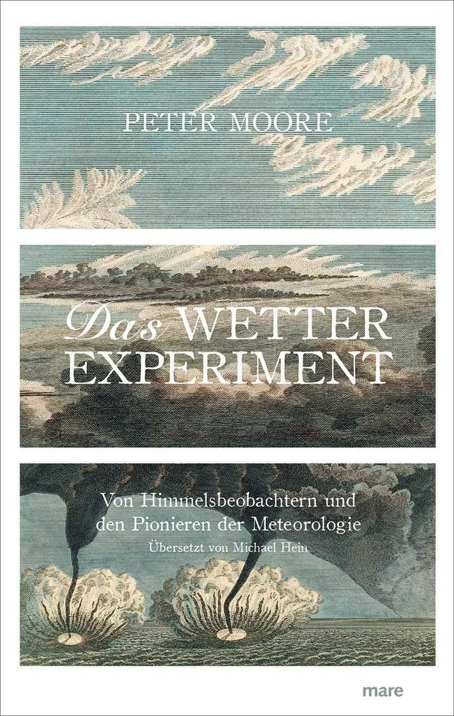 Das Wetter-Experiment als Buch