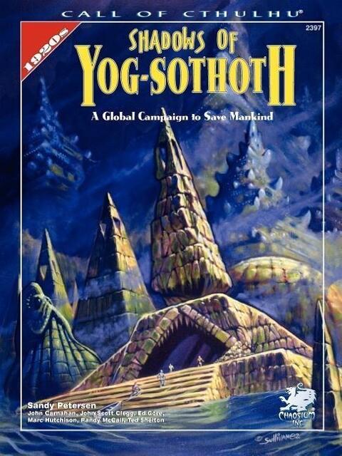 Shadows of Yog-Sothoth als Taschenbuch