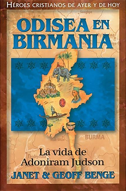 Odisea En Birmania als Taschenbuch