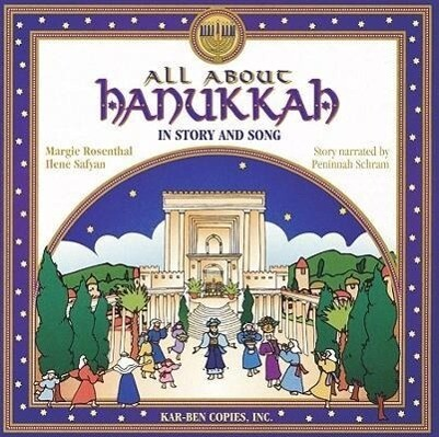 All about Hanukkah in Story and Song als Hörbuch