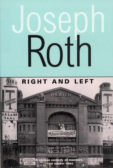 Right and Left als Taschenbuch
