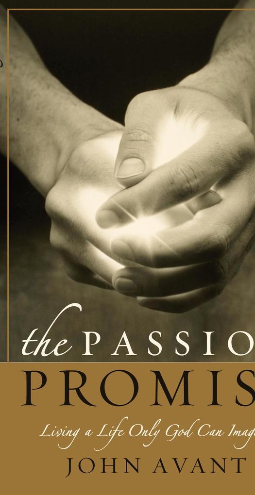 The Passion Promise als Taschenbuch
