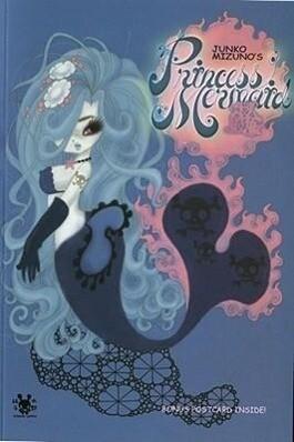 Junko Mizuno's Princess Mermaid als Taschenbuch
