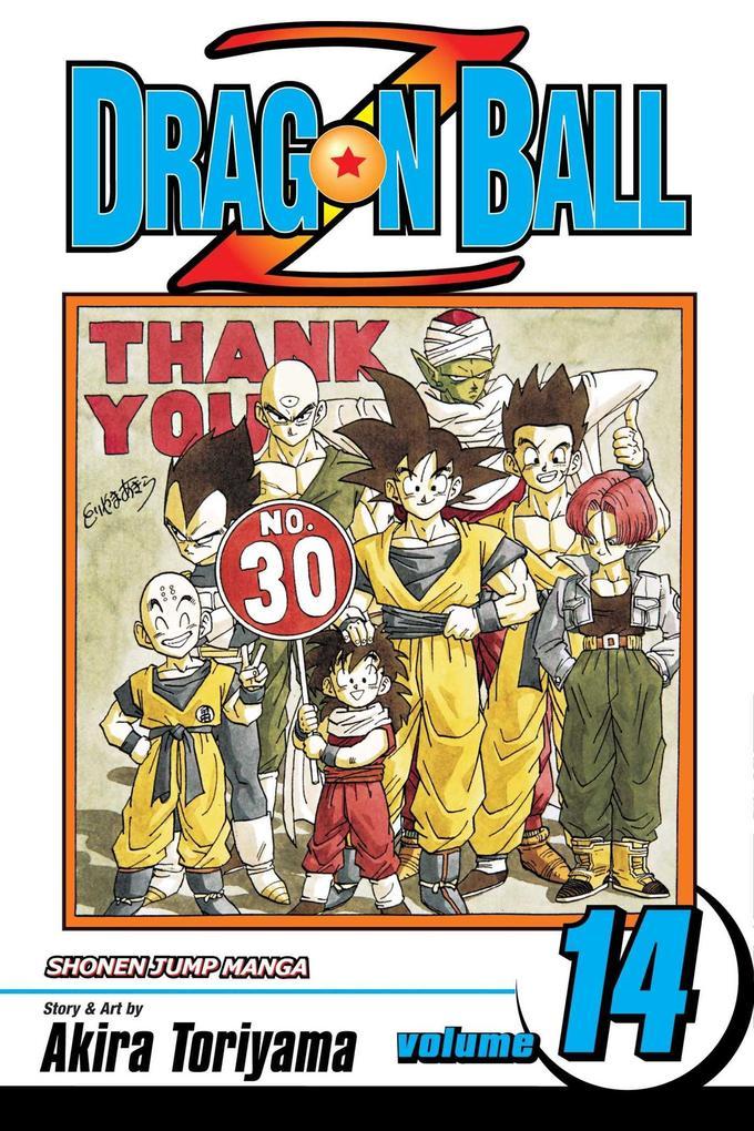 Dragon Ball Z, Volume 14 als Taschenbuch