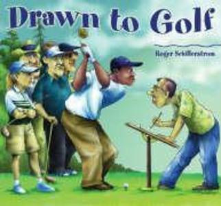 Drawn to Golf als Buch (gebunden)