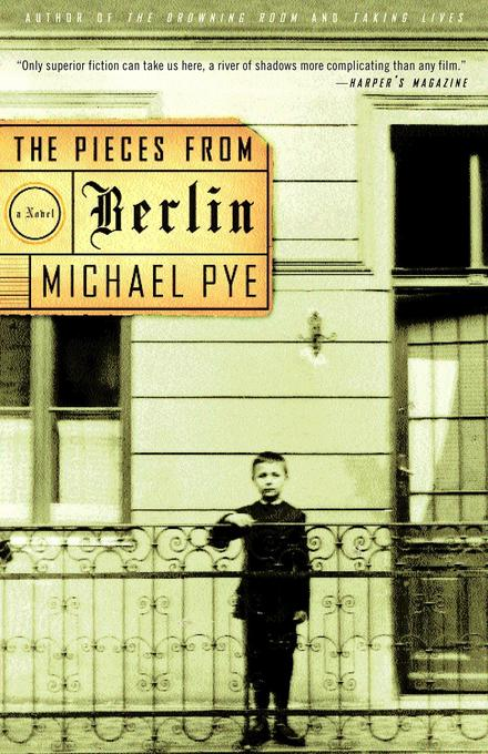 The Pieces from Berlin als Buch