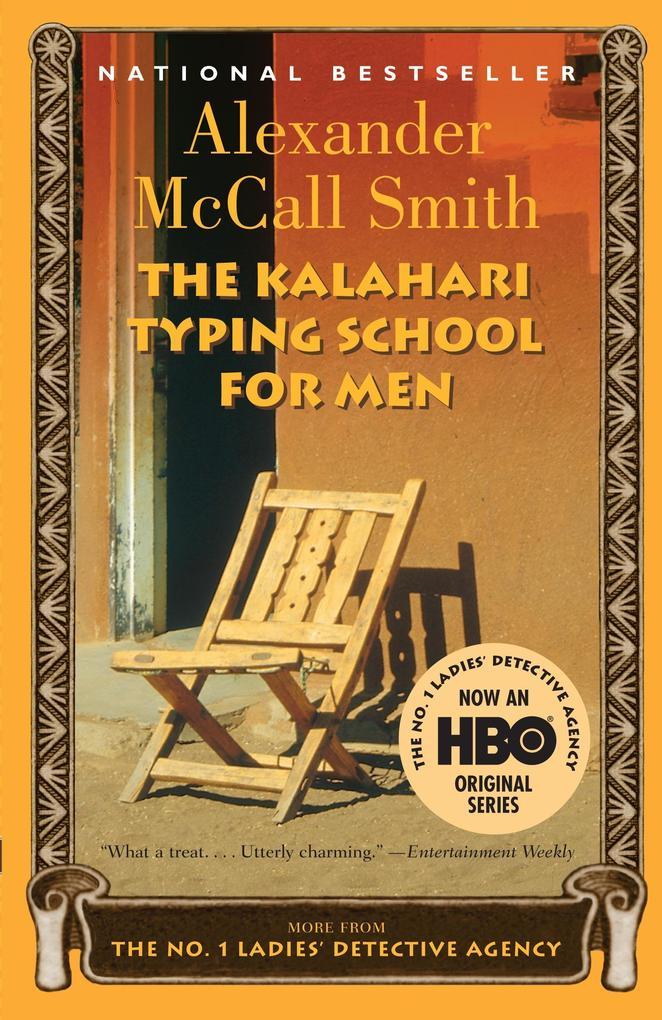 The Kalahari Typing School for Men als Buch