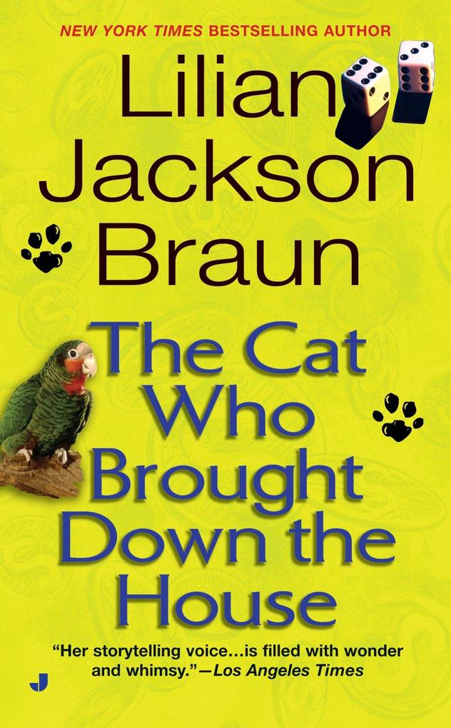 The Cat Who Brought Down the House als Taschenbuch