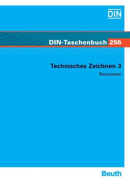 Technisches Zeichnen 3 als Buch