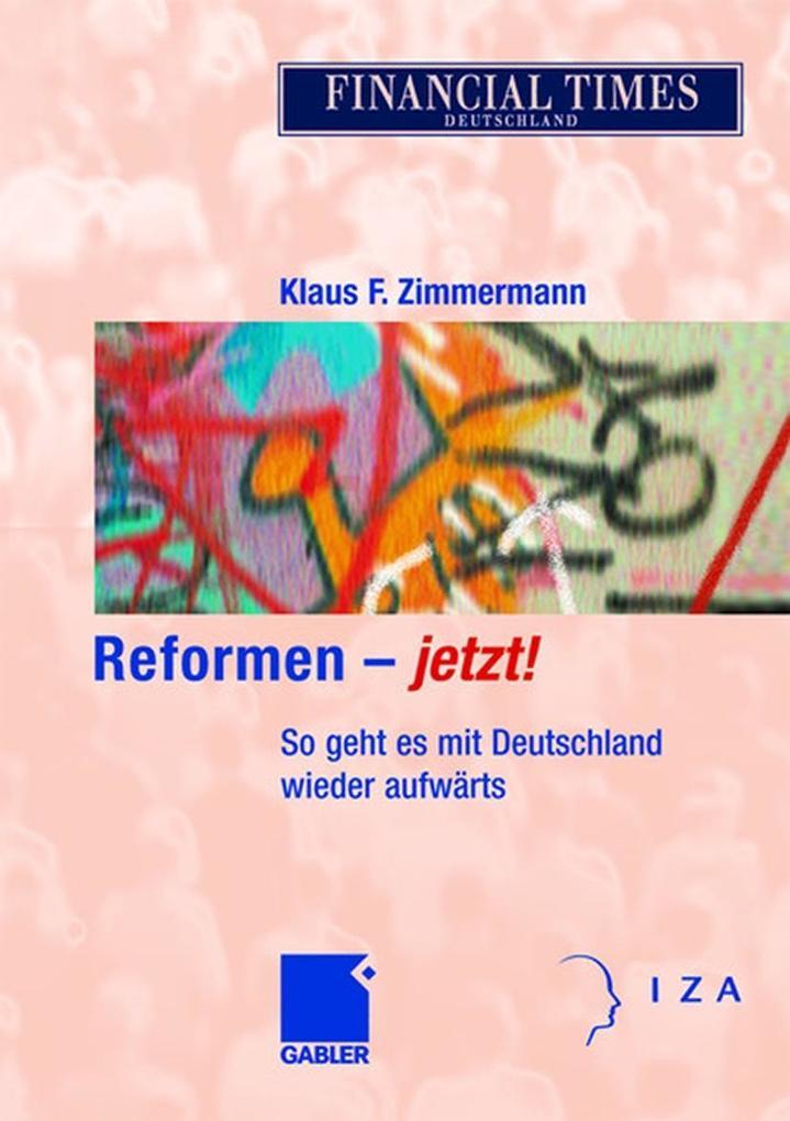 Reformen - jetzt! als Buch