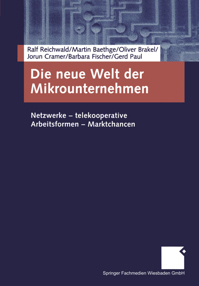 Die neue Welt der Mikrounternehmen als Buch