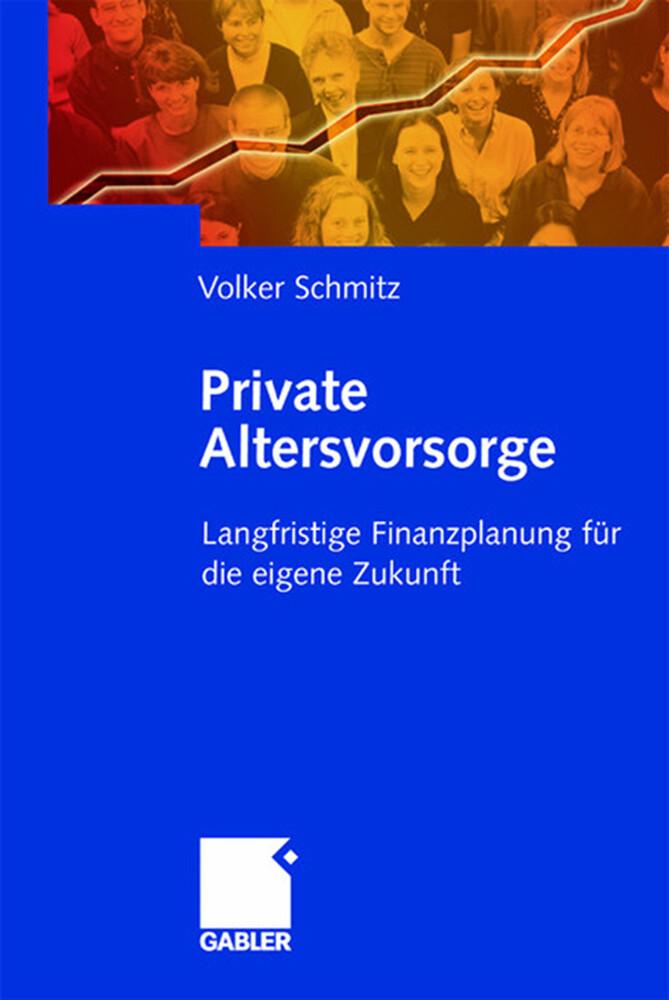 Private Altersvorsorge als Buch