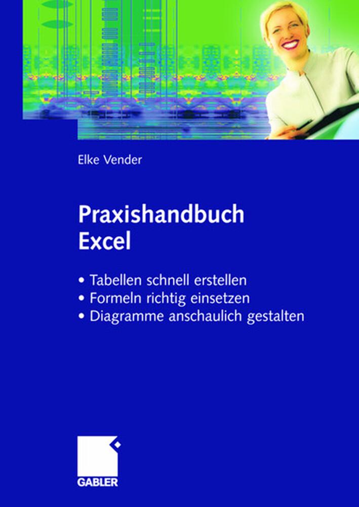 Praxishandbuch Excel als Buch